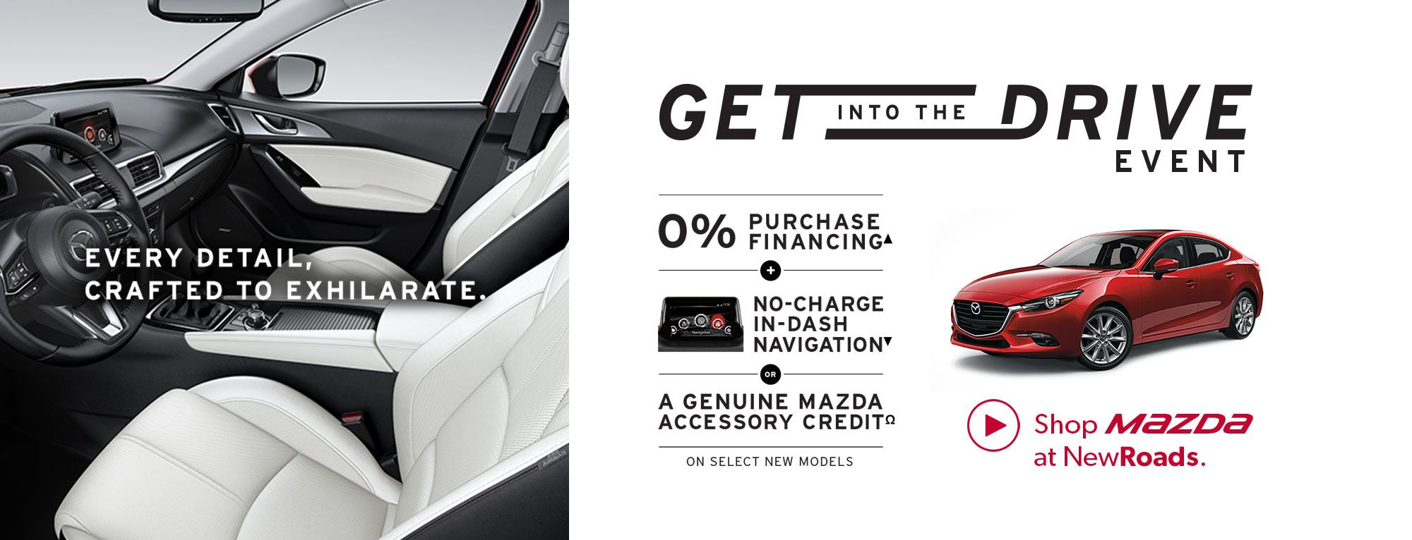 Mazda's Get into the Drive Event