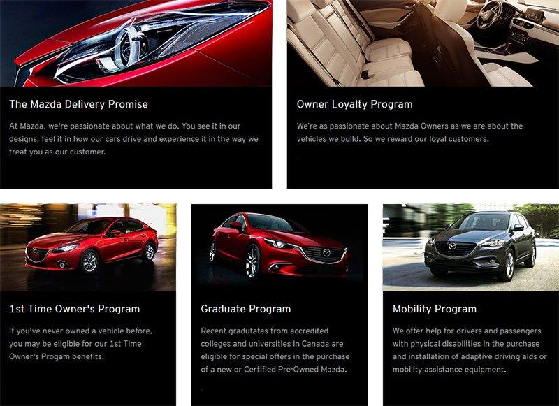 Mazda Program