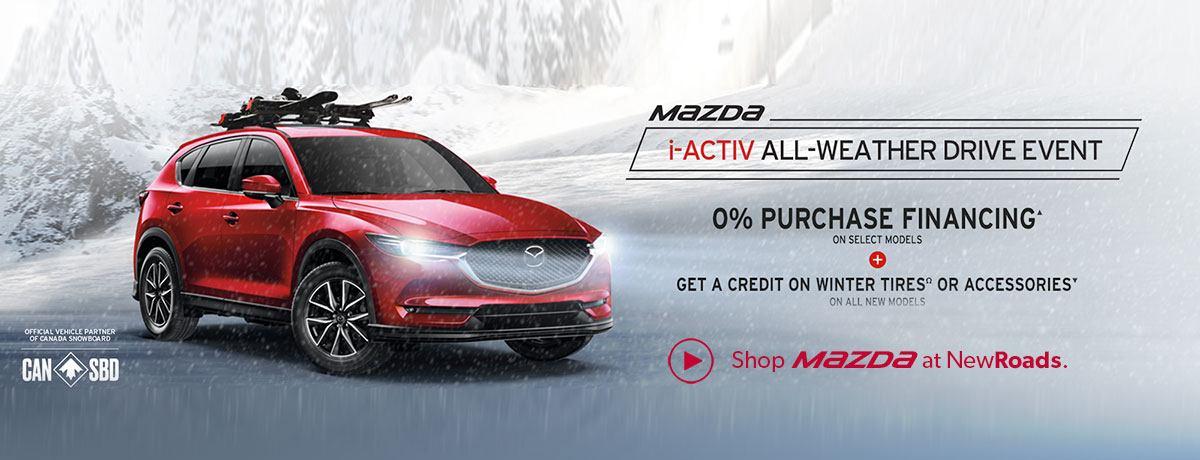 Mazda Specials in Newmarket