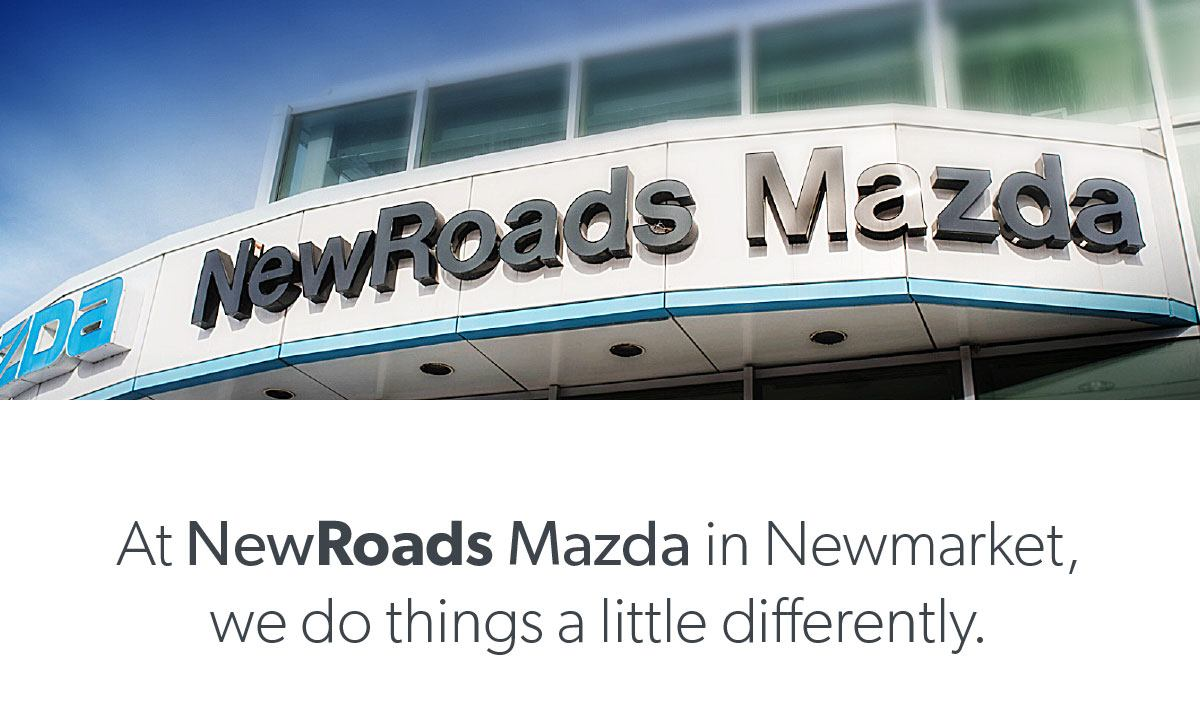NewRoads Mazda Dealer in Newmarket