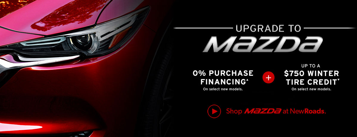 Newmarket Mazda Dealership