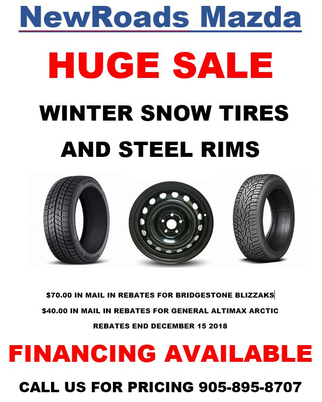 Huge Tire Sale