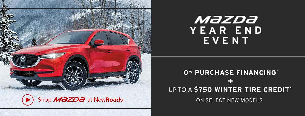 Mazda Sales Event in Newmarket