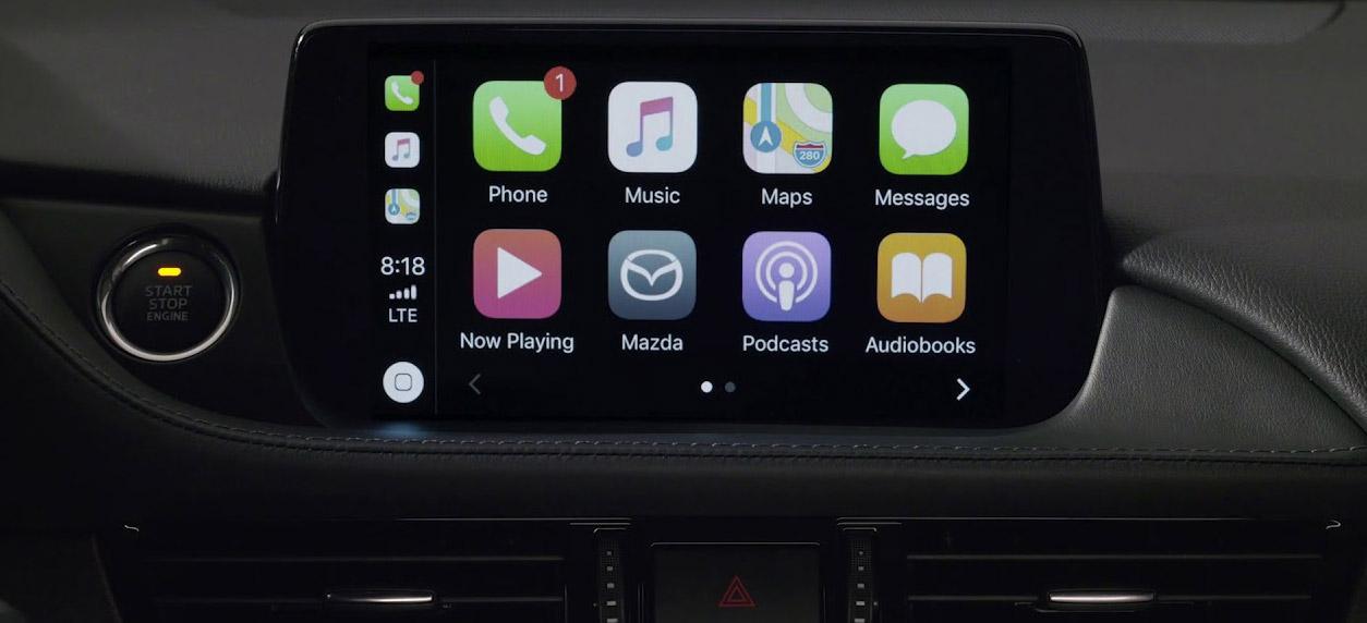 Android Auto Mazda