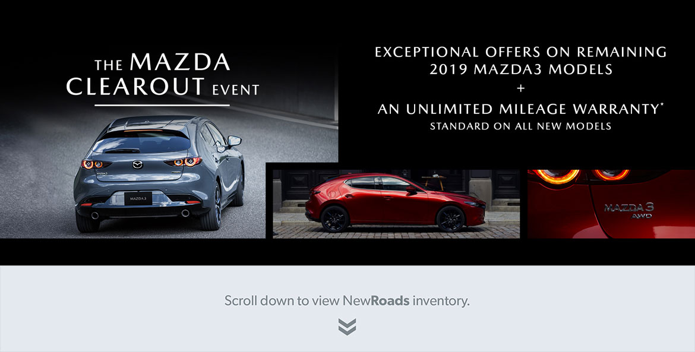 Mazda3 Specials in Newmarket