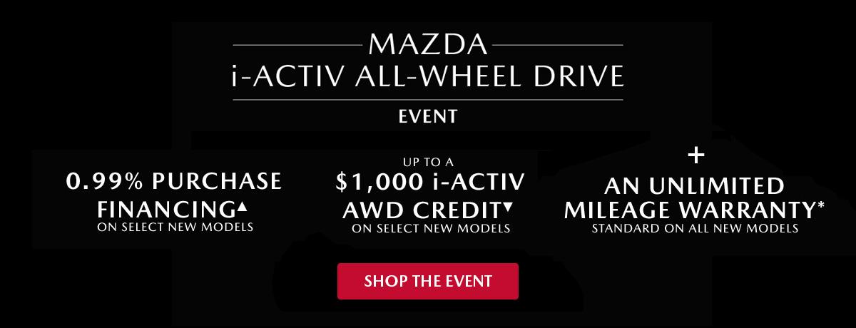 iActive All Wheel Drive