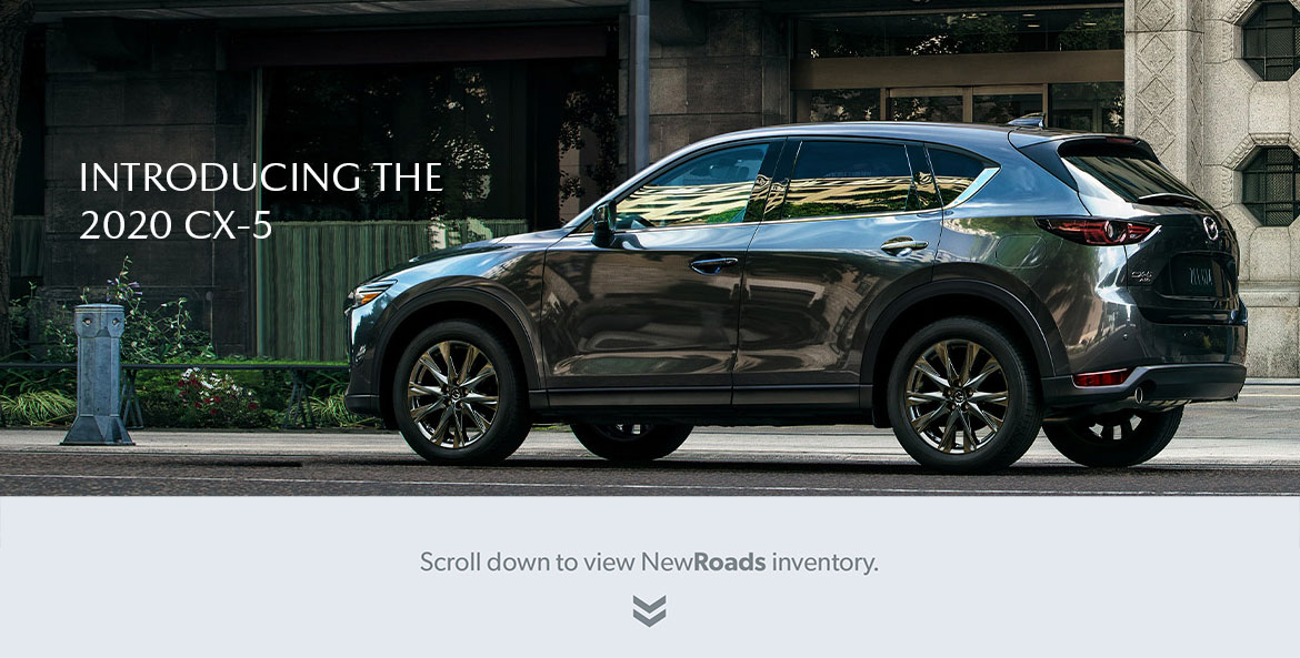 Mazda CX-5 in Newmarket
