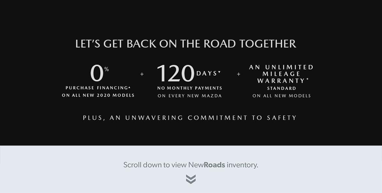 Newmarket Mazda specials
