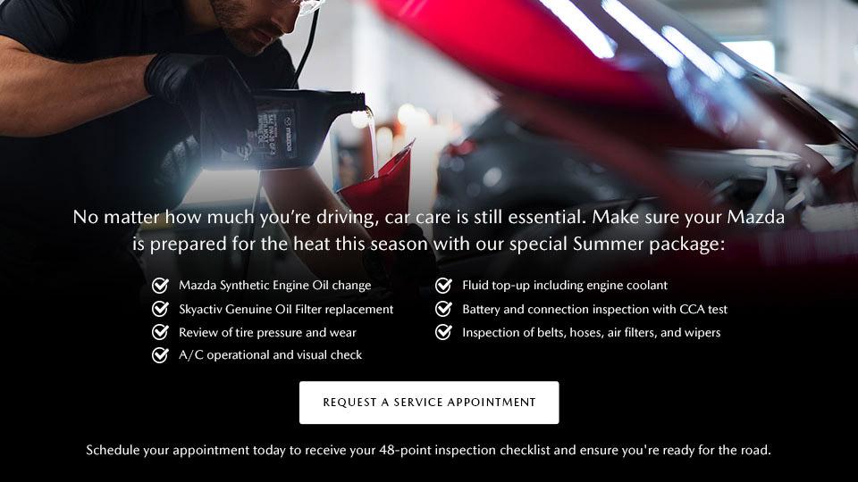 Mazda Service Centre