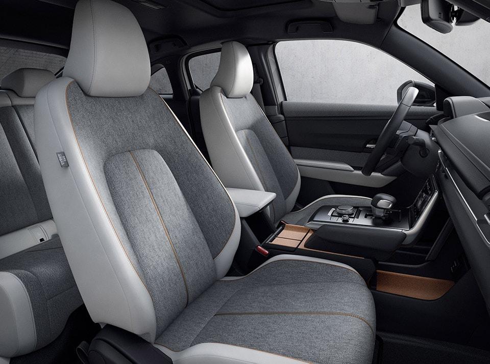 Interior Mazda EV MX30